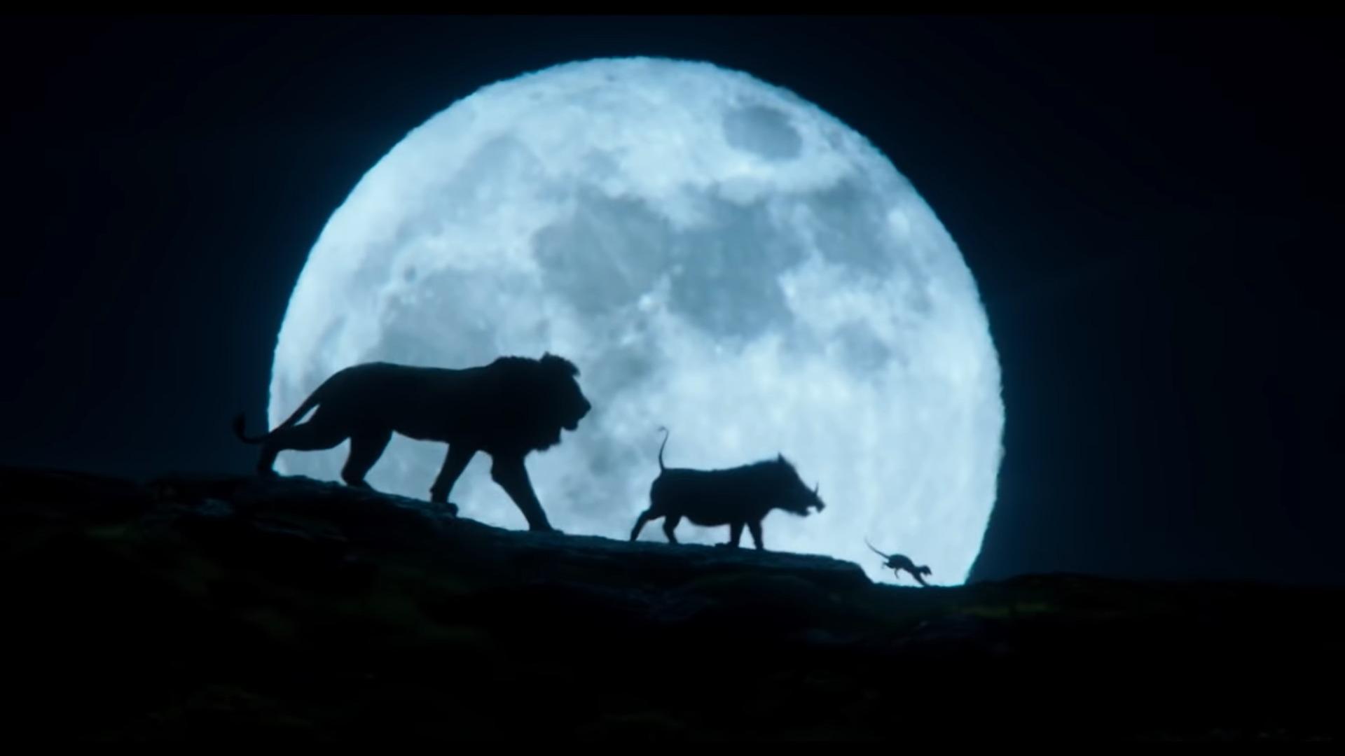 """Timón y Pumba cantan """"En la Jungla"""" en el espectacular último trailer de El Rey León"""