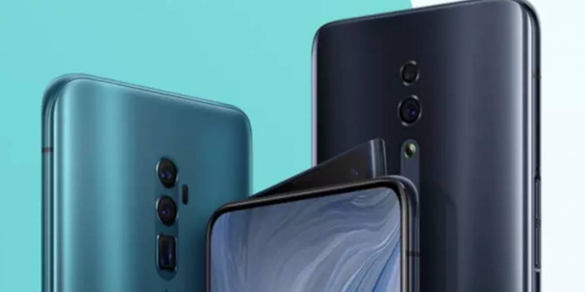 Conoce el Oppo Reno, el extraño celular con el que le quieren meter miedo al P30 Pro de Huawei
