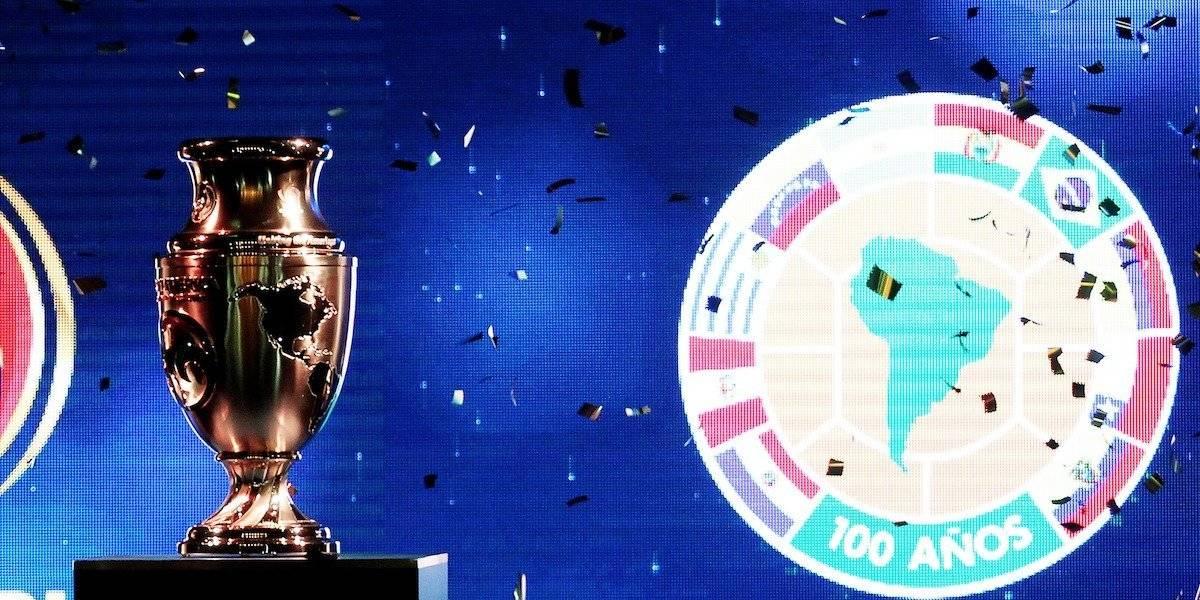Colombia se dejó hacer un golazo a la hora de pelear la sede de la Copa América 2020