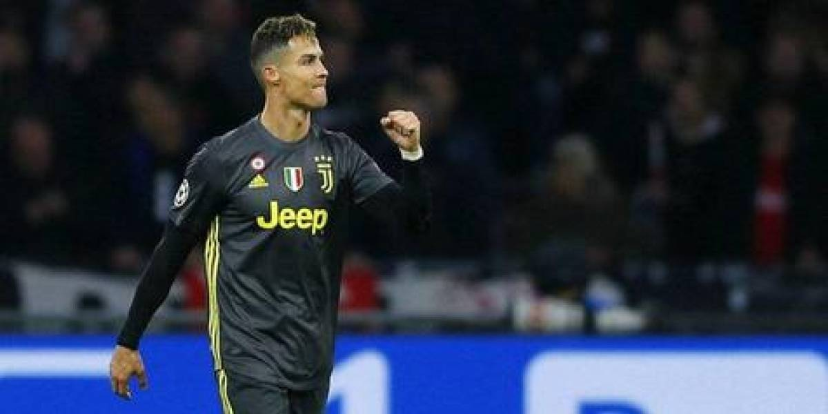 Cristiano le dio un empate valioso a la Juventus