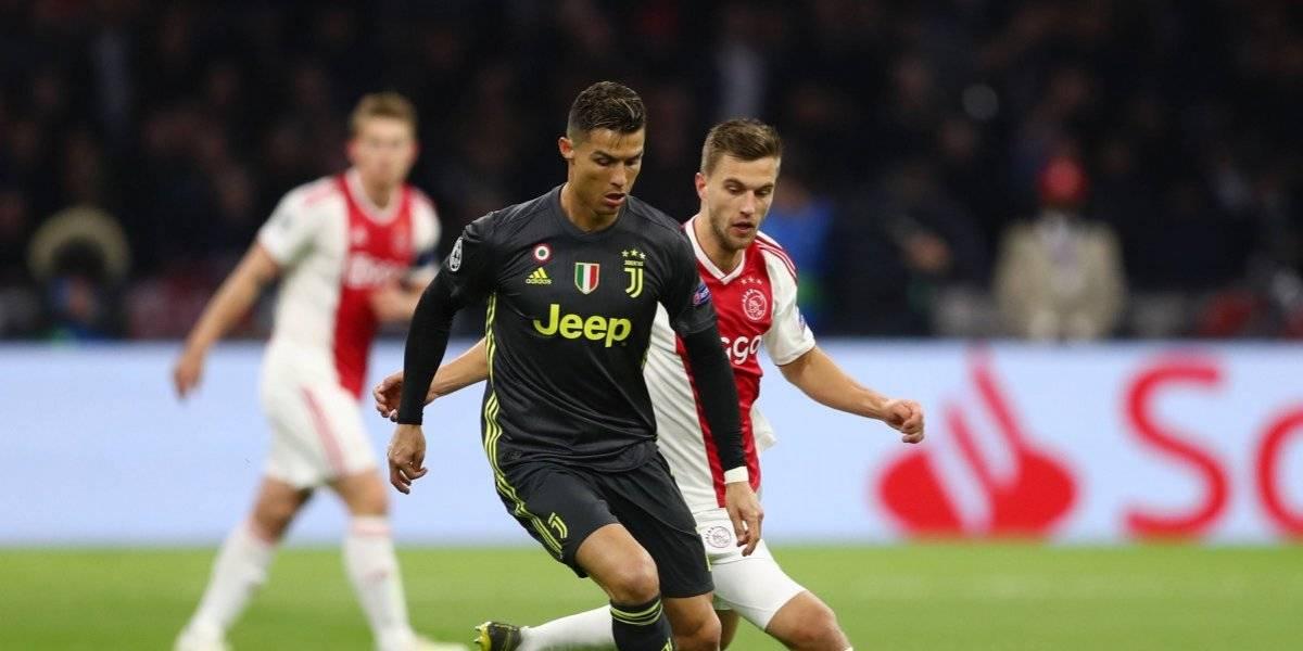 Cristiano Ronaldo volvió con gol para ayudar a la Juventus