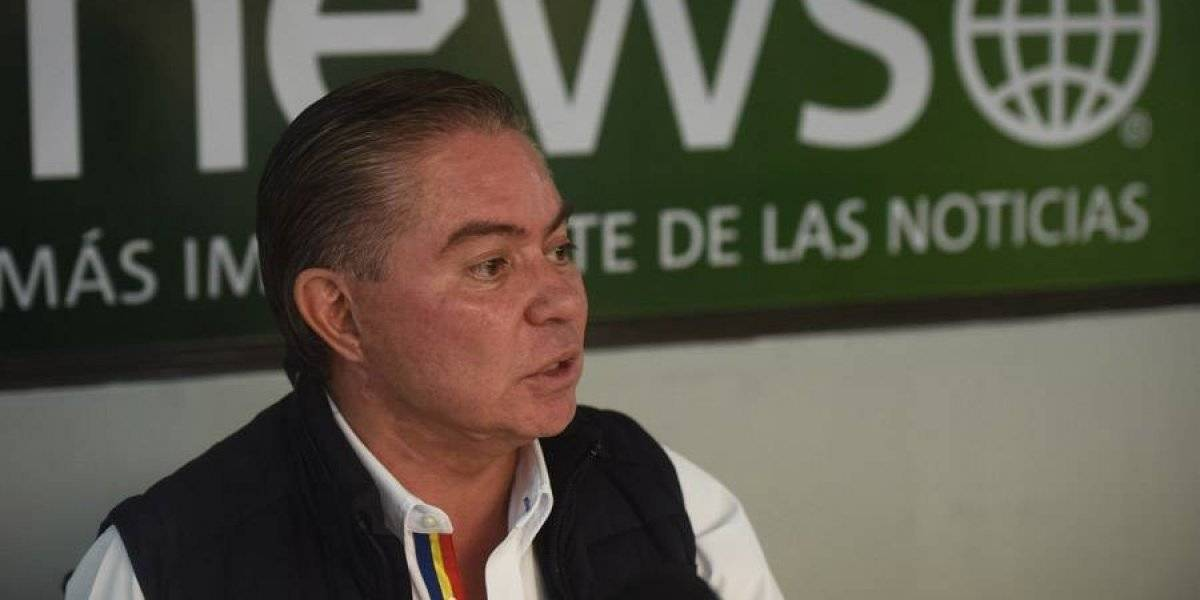Tribunal Supremo Electoral revoca candidatura de Mario Estrada