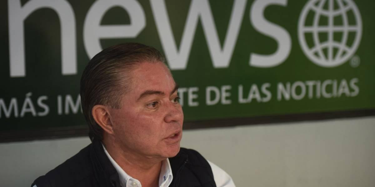 Capturan en EE. UU. al candidato presidencial de UCN, Mario Estrada