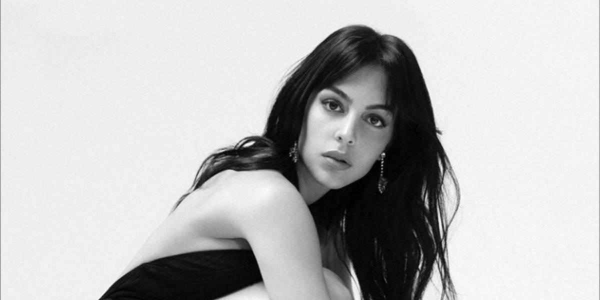 Georgina Rodríguez causa furor al mostrar la elasticidad de sus piernas
