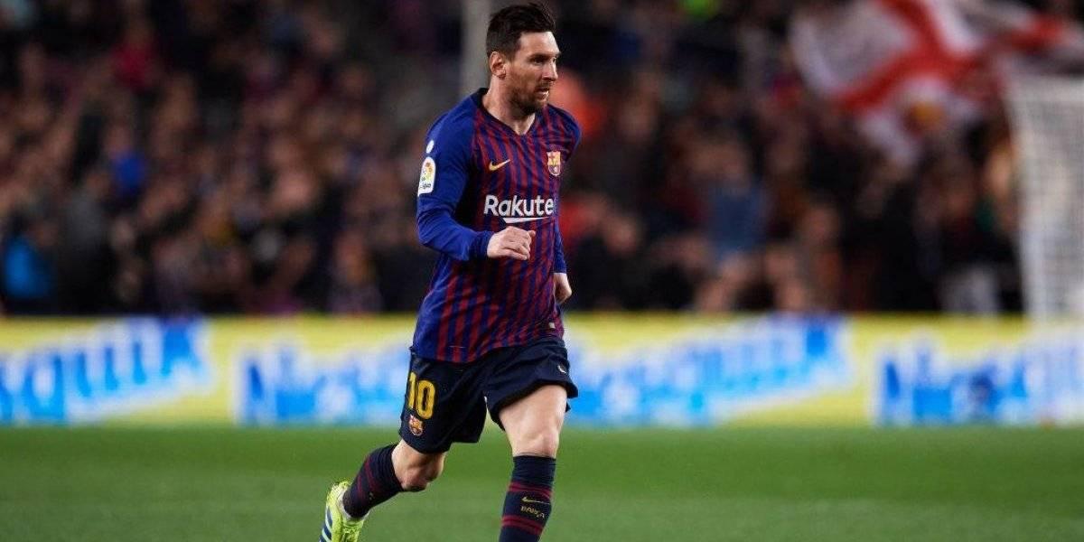 """""""Hay que encerrarlo en una jaula"""": Dirigente da la receta para detener a Messi"""
