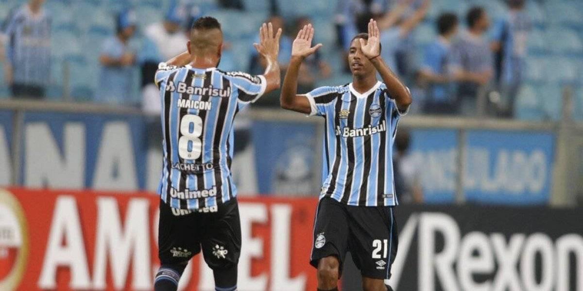 Gremio derrota a Rosario Central y le respira en la nuca a la UC en la Libertadores