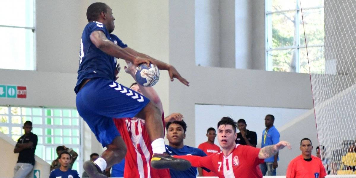 Puerto Rico avanza a cuartos de final; vence a Canadá en torneo balonmano