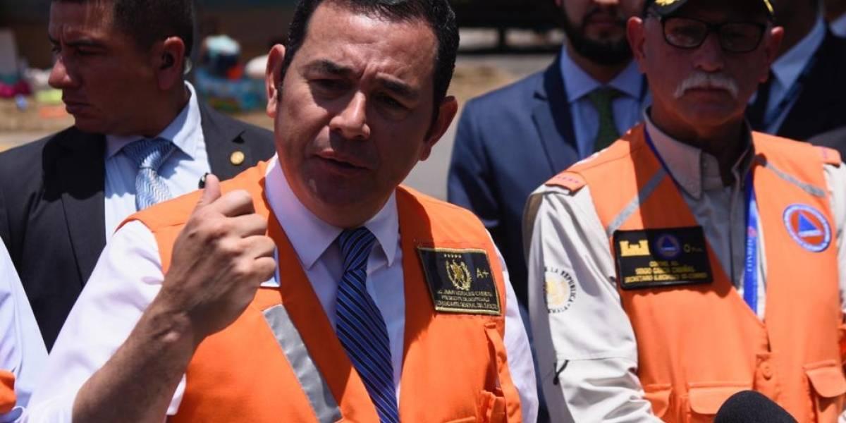 """Morales: """"Guatemala lo que quiere son elecciones electorales, no elecciones judiciales"""""""