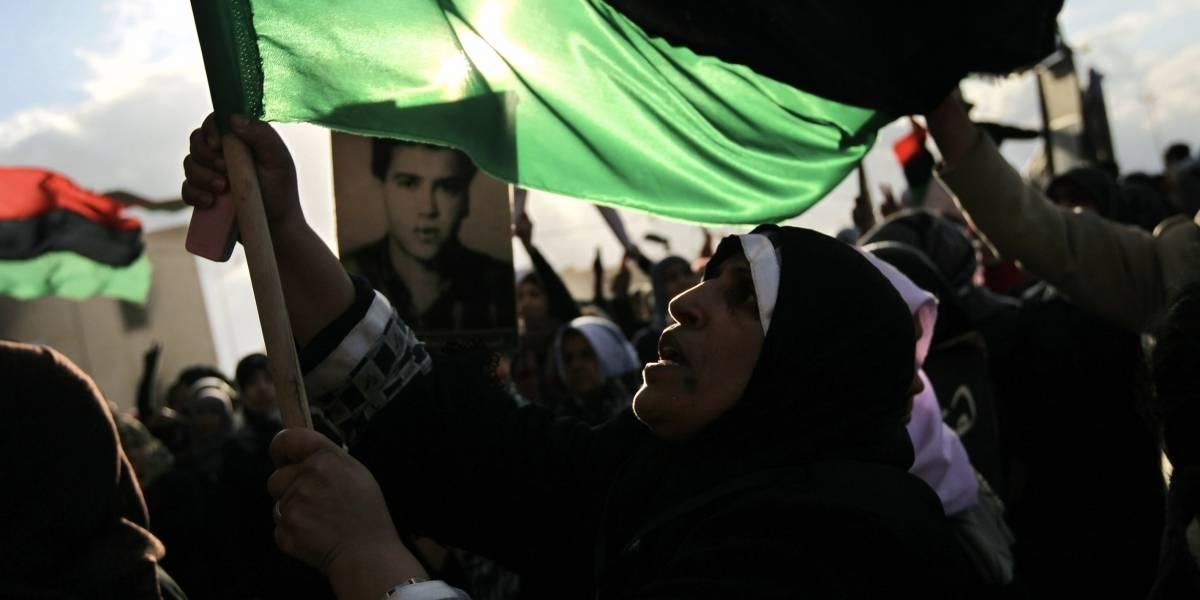 Libia está al borde de una guerra civil