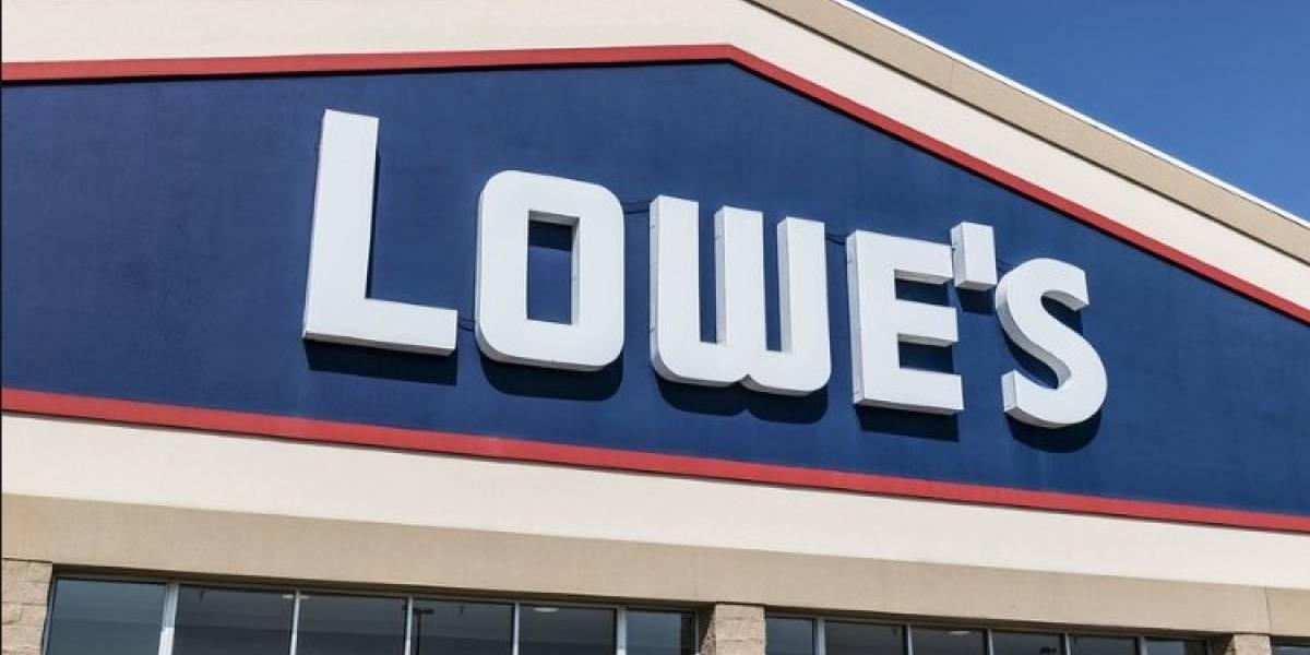 Lowe's cierra tiendas y operaciones en México