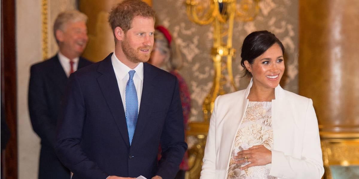 Bebê de Harry e Meghan será o primeiro de raça mista a nascer na família real britânica