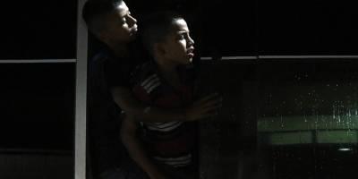 Caravana de migrantes hondureños