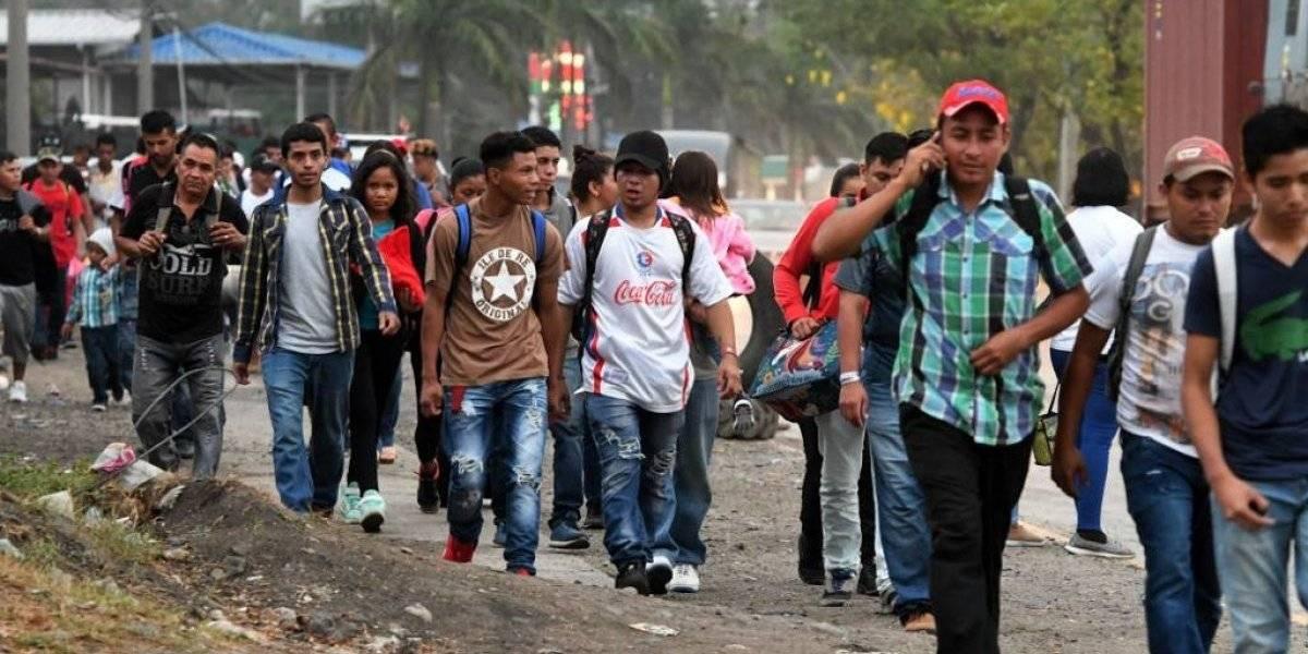 Centroamérica prepara plan regional para atender crisis migratoria
