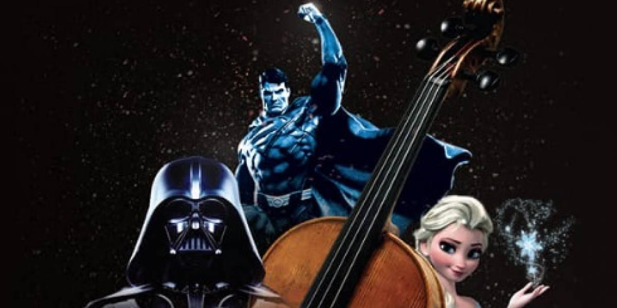 Un concierto de película con la Orquesta Sinfónica Nacional