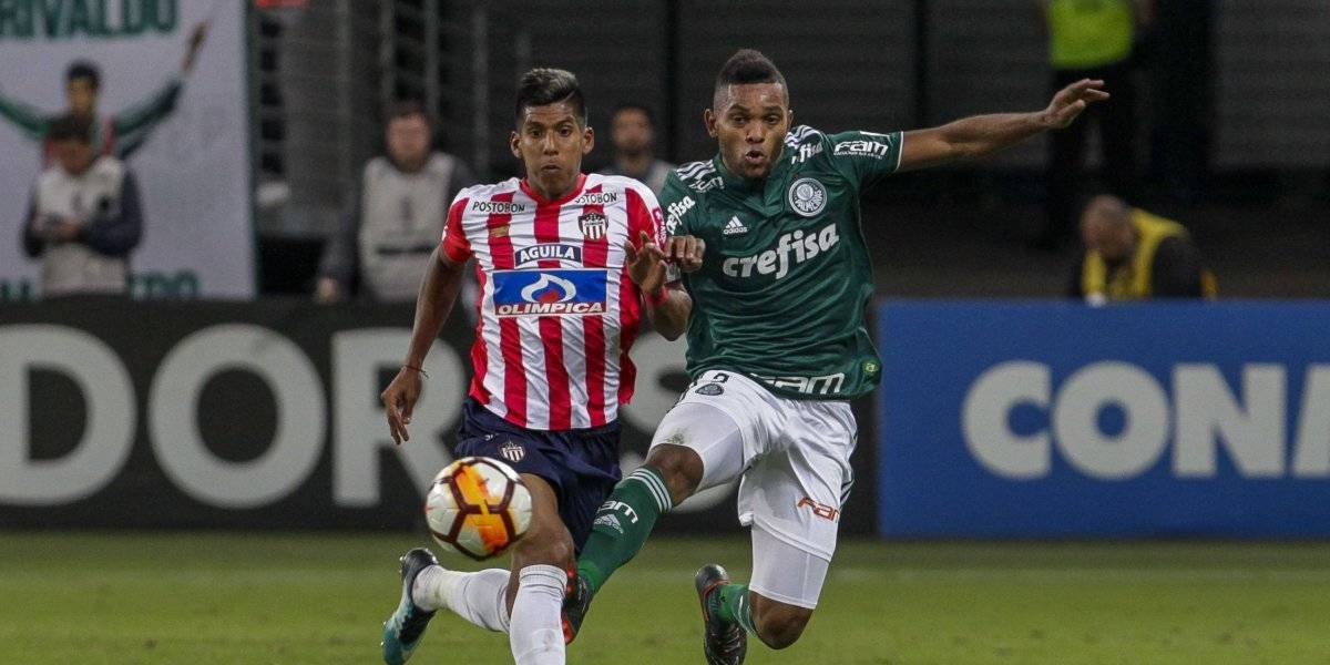Palmeiras vs. Junior: la última opción barranquillera