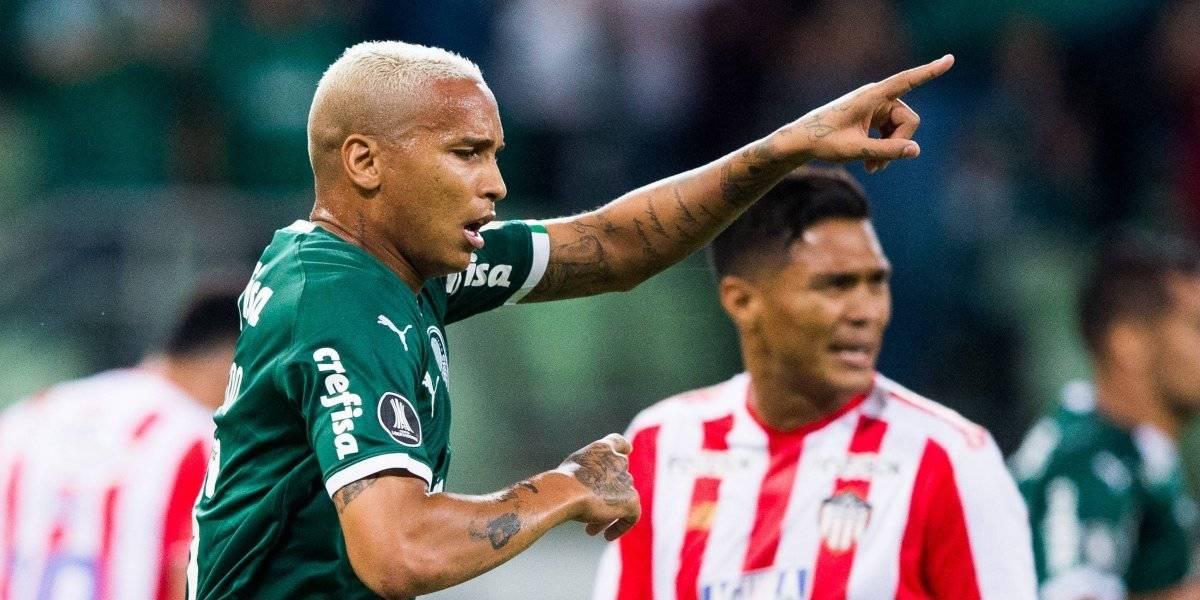 Destino final: Junior fue goleado en Sao Paulo y se despidió de la Copa