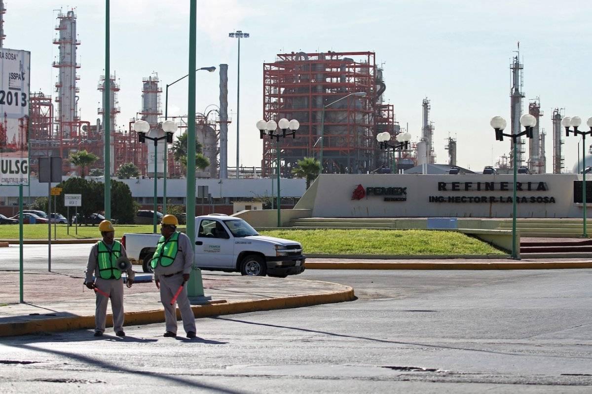 Pemex-refinería