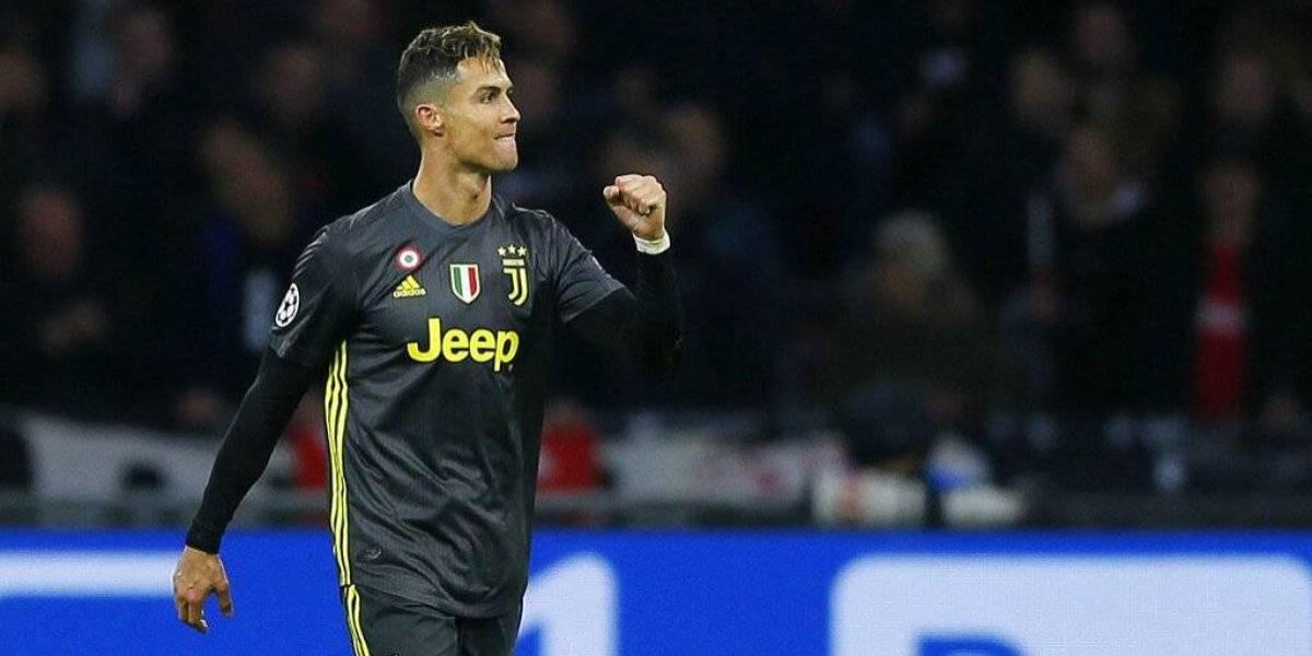 Cristiano Ronaldo volvió a aparecer para darle un empate valioso a Juventus ante Ajax en la Champions