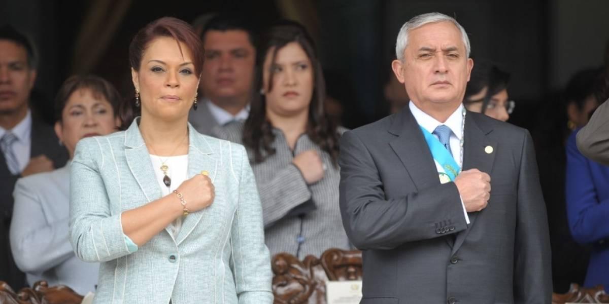 Hace cinco años renunció Roxana Baldetti a la Vicepresidencia