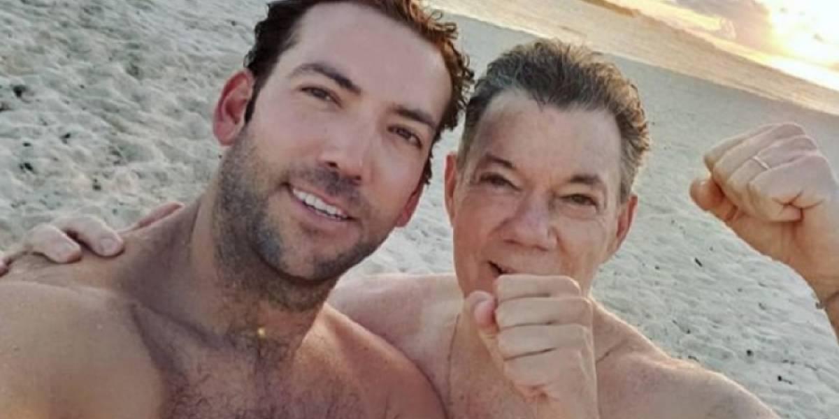"""El día en que Juan Manuel Santos salvó el """"mañanero"""" de un matrimonio"""
