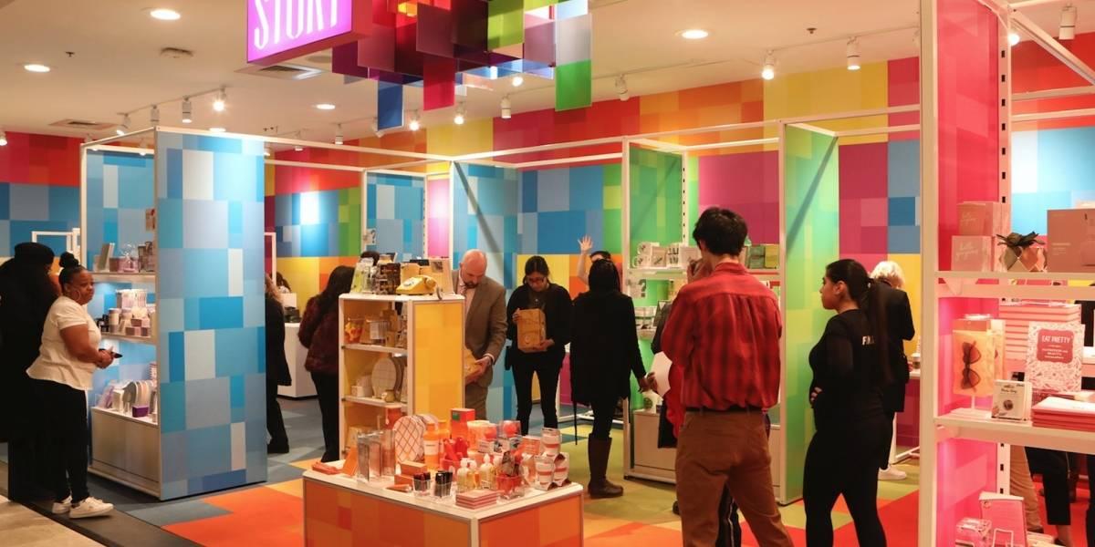 Macy's abre nuevas tiendas concepto