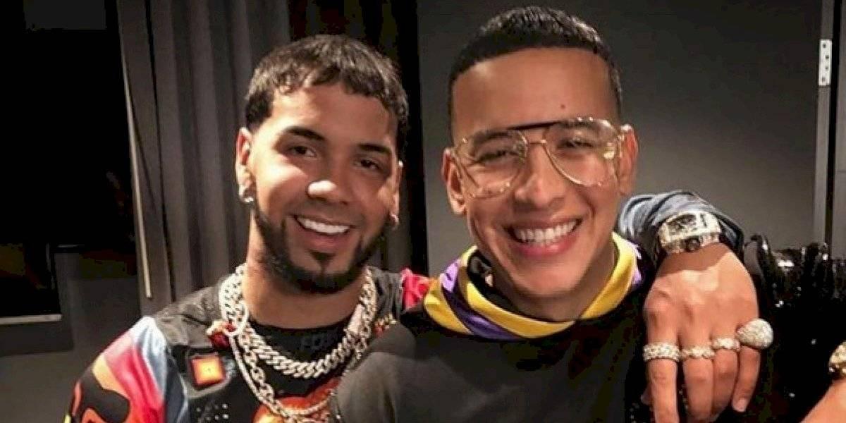 ¿Daddy Yankee apoya a Anuel? Fanáticos enfurecen con 'El Big Boss' en medio de 'tiraera'