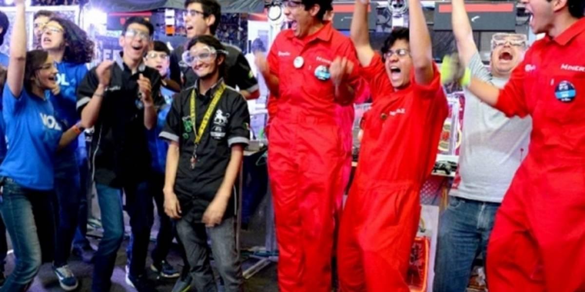 Equipos de México avanzan a la final mundial de robótica juvenil