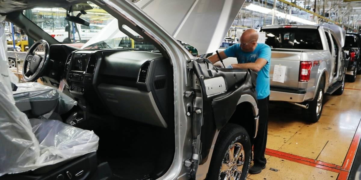 Ford convoca a reparaciones a camionetas pickup serie F