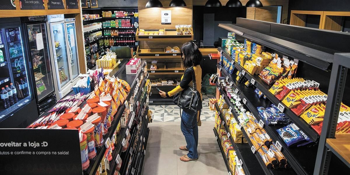 Primeiras lojas autônomas sem fila chegam ao Brasil