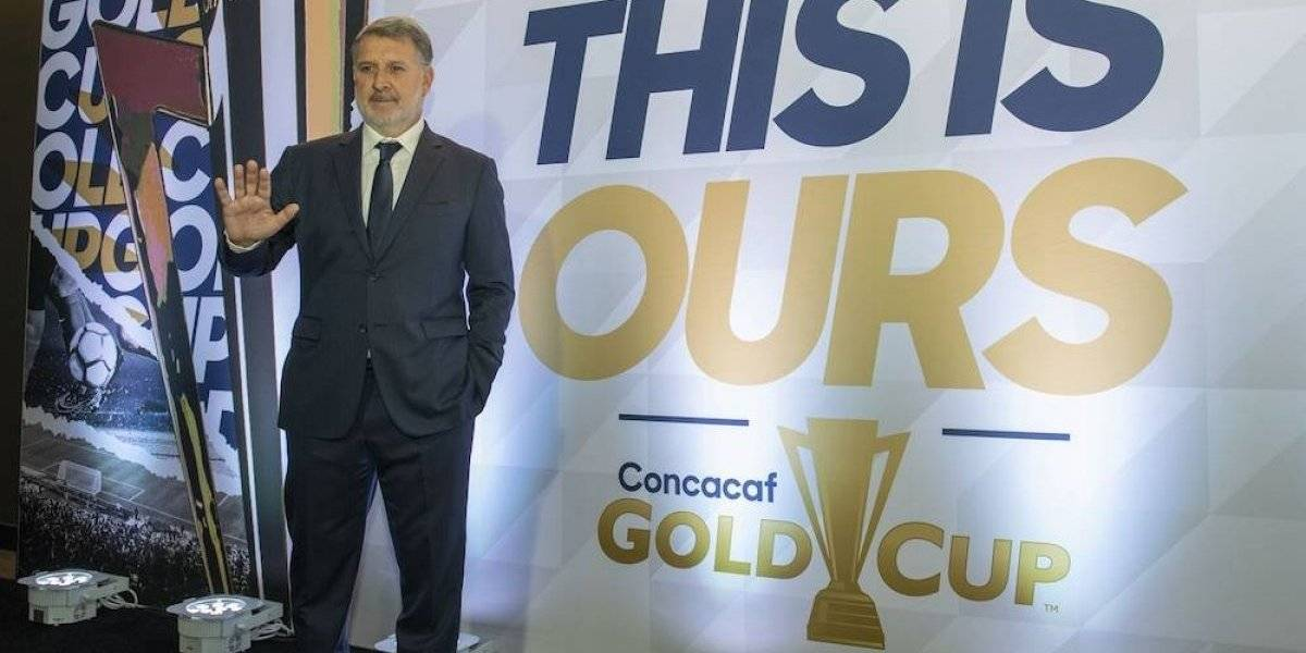 México enfrentará a Canadá, Martinica y Cuba en Copa Oro