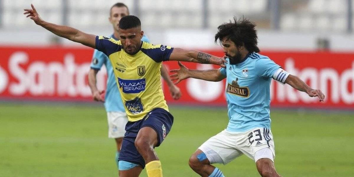 Así vivimos la derrota de la U. de Concepción ante Sporting Cristal en la Libertadores