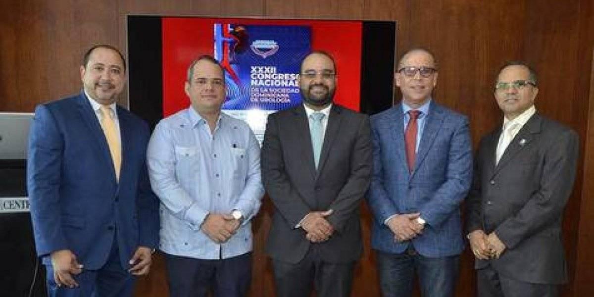 #TeVimosEn: Anuncian XXXII Congreso Nacional de la Sociedad Dominicana de Urología