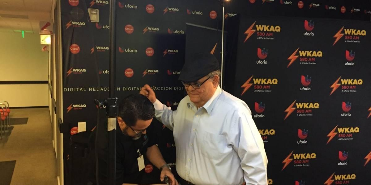 Fernando Pérez González dice adiós a la radio