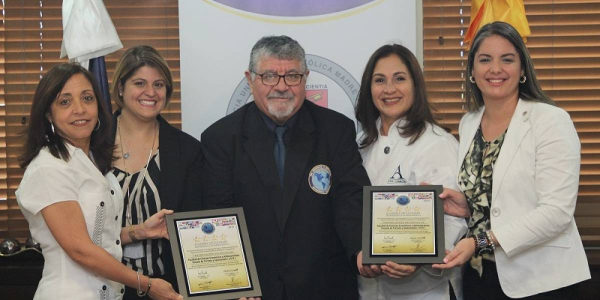 República Dominicana recibe certificación internacional en gastronomía y turismo
