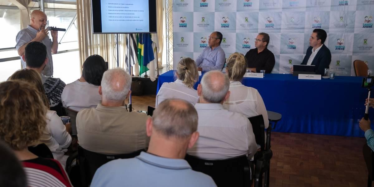 Prefeitura de Santo André vai instalar 8 mil lâmpadas de LED em 15 bairros