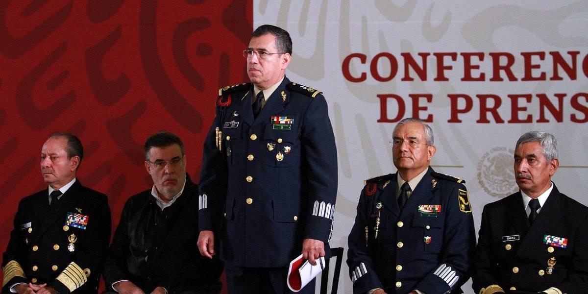 AMLO presenta a comandante que liderará la Guardia Nacional