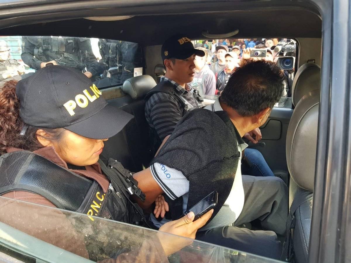 allanamientos contra lavado de dinero y traficantes de personas