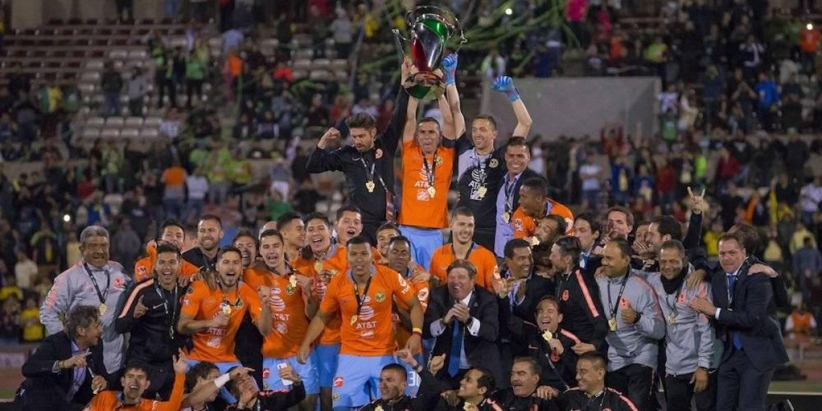 América pone fin al maleficio en la Copa MX