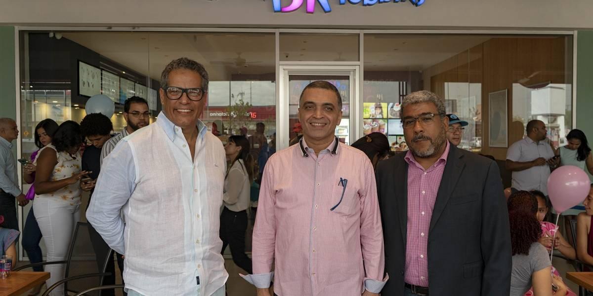Baskin Robbins inauguró sucursal en San Isidro