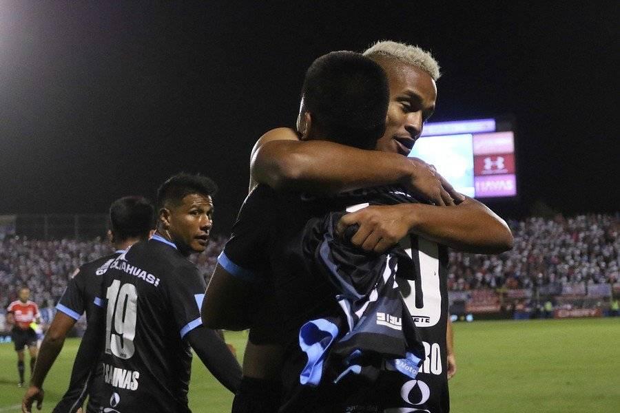 La UC perdió ante Iquique con el solitario gol de Edwuin Pernía / Foto: Agencia UNO