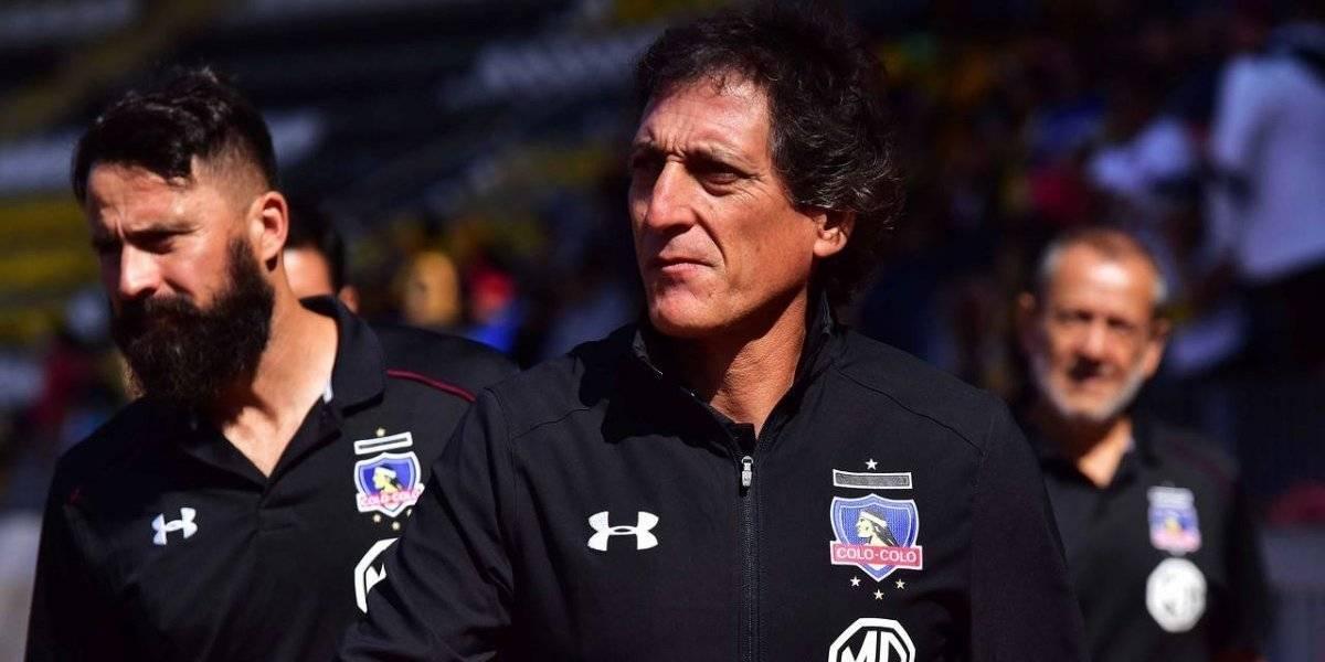Óscar Opazo sigue fuera, Chaco Insaurralde pierde terreno y Mario Salas cambia de esquema en Colo Colo