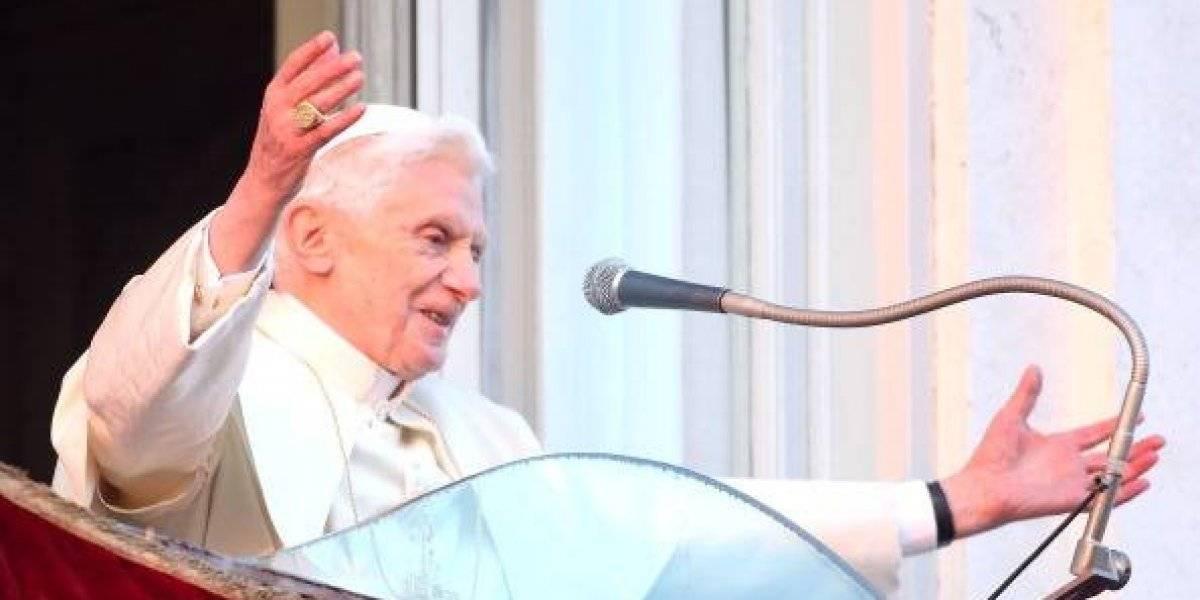 Benedicto XVI culpó al cambio cultural e histórico por el abuso sexual a niños