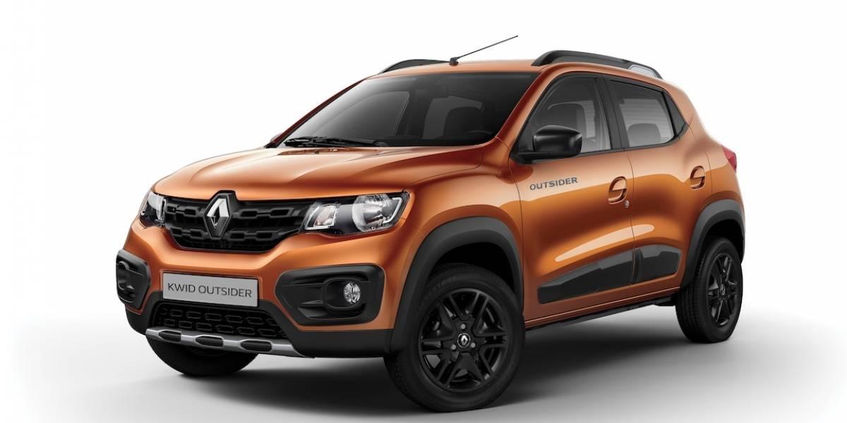 Renault Kwid: el citycar esperado para romper el mercado