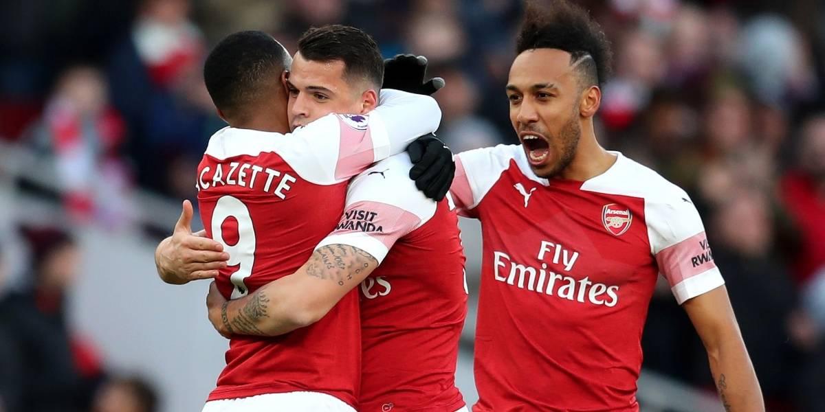 Arsenal vs. Napoli: ¡Partidazo en cuartos de final de la Europa League!