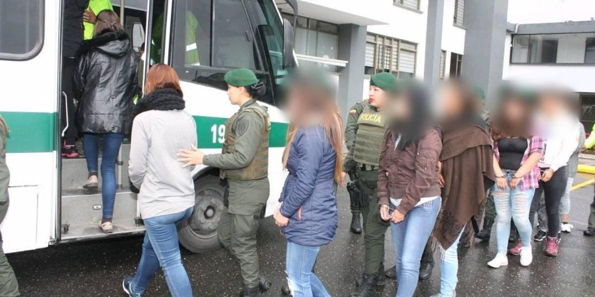 Detienen banda de mujeres que entraba droga en sus partes íntimas a cárceles
