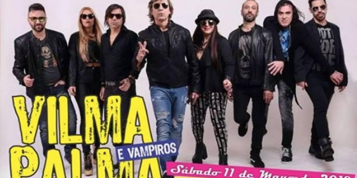 ¡Vilma Palma e Vampiros regresa a Colombia!