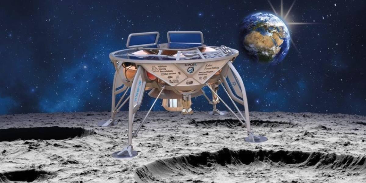 Israel falla y su sonda se estrella al aterrizar en la Luna