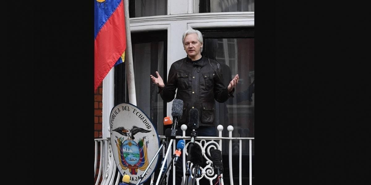 Julian Assange fue detenido por orden de extradición de EE.UU.