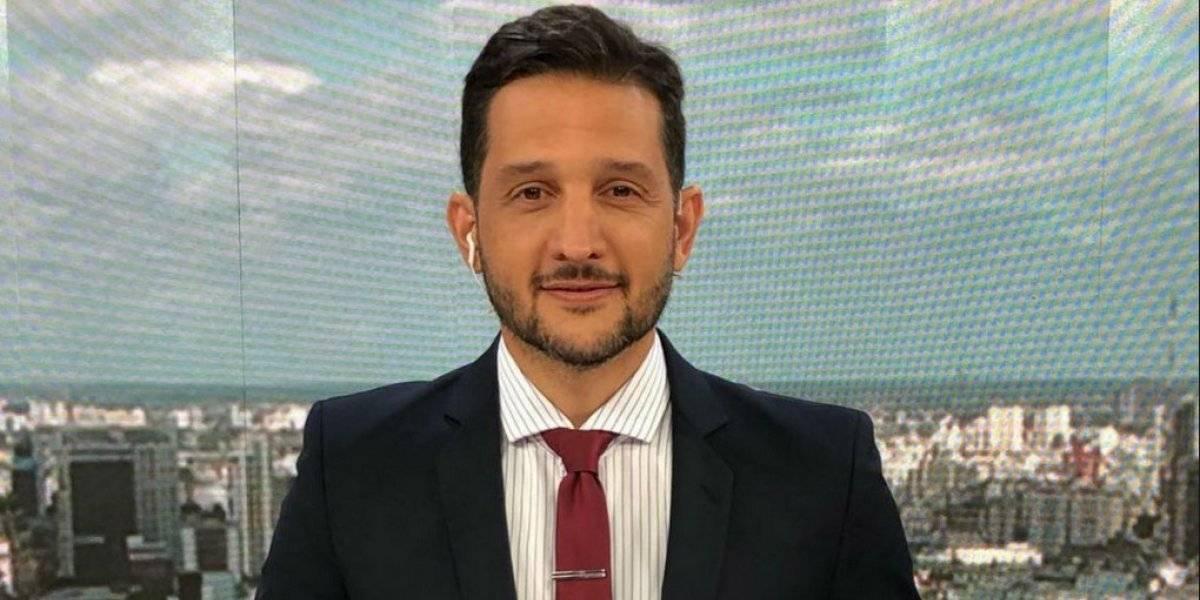 Periodista deportivo argentino es el nuevo presidente de San Luis de Quillota