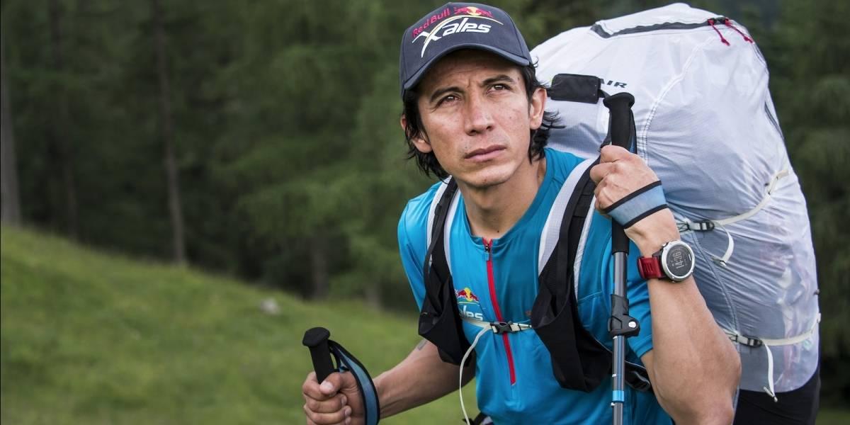 Alex Villa, único suramericano en la carrera más extrema del mundo